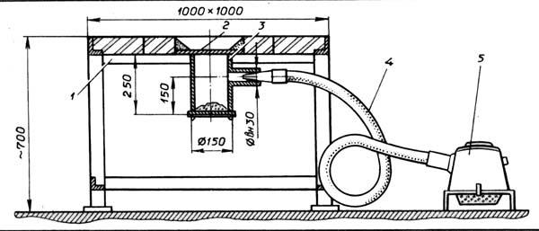 Воздуходувное устройство